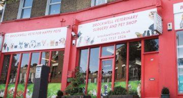 Brockwell Pet Shop