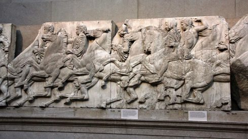 EU includes Parthenon Marbles return demand in Brexit talks' Draft Document