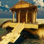 Ancient Greek History Revived Through Pioneering Virtual Reality Project