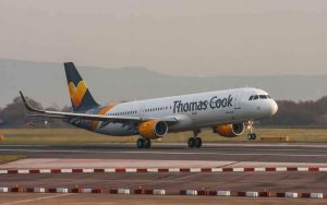 Thomas Cook returns as online travel firm